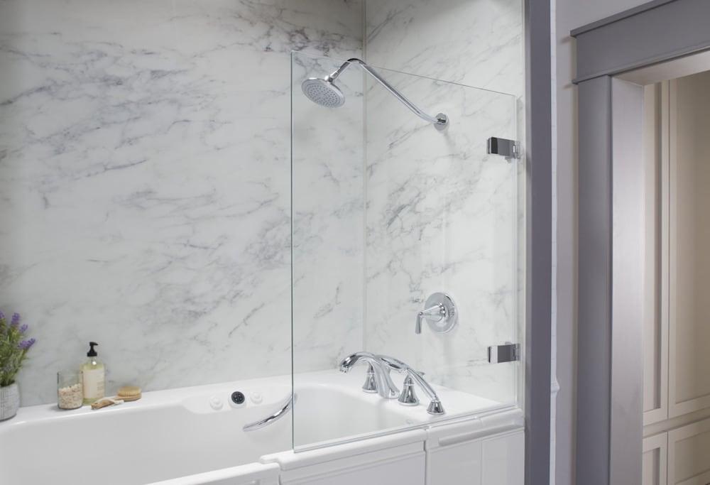 KOHLER Walk-In Bath with Shower Package
