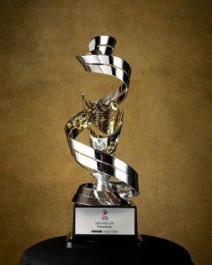 Trophy labeled NSG Cup Presented by KOHLER Walk-In Bath