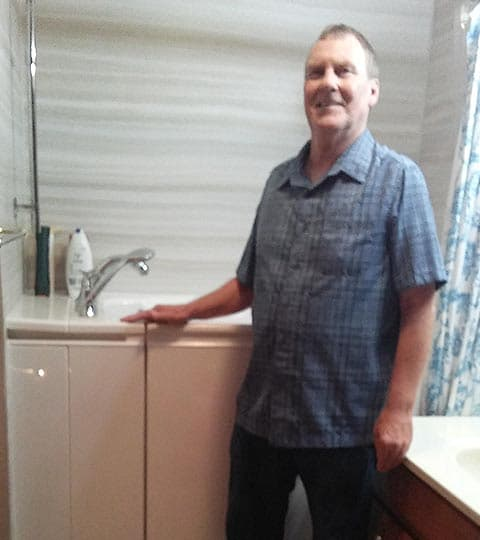 Walk-In Bath Customer Reviews - Bob
