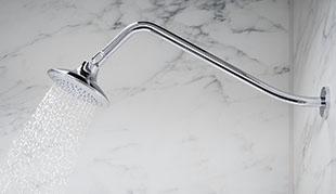 Gooseneck Shower Arm*