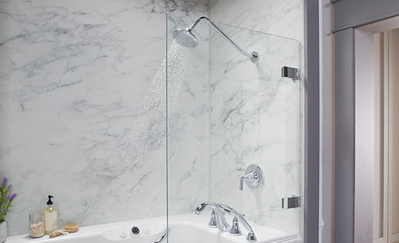 Shower Package Now Available