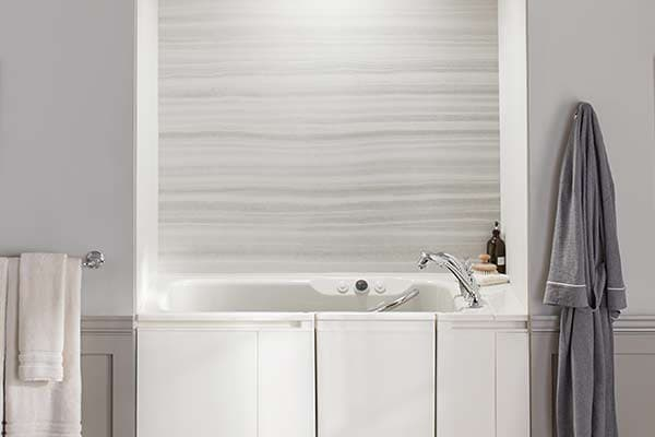 Walk in tub size dimensions accessibility kohler for Walk in shower plans and specs