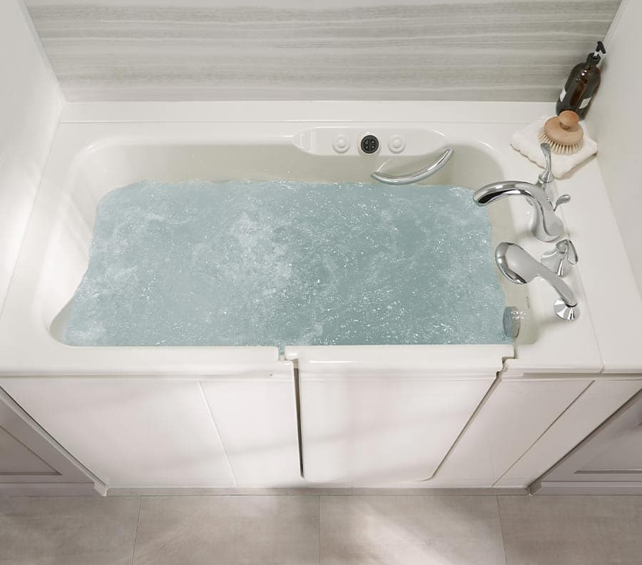 how much does a walk in tub cost? | kohler walk-in bath