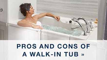 What Are the Pros and Cons of a Walk-In Tub?