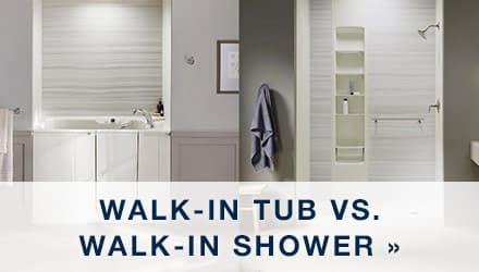 Walk-In Tub vs. Walk-In Shower: Which Is Best For You?