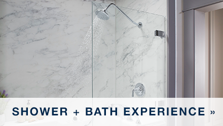 See Shower + Bath Experience