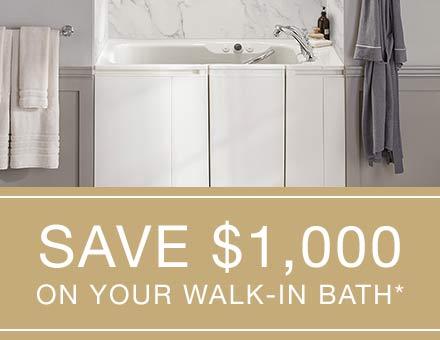Walk In Tubs Safe Comfortable Amp Affordable Kohler