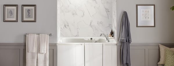 Walk-In Bath Design